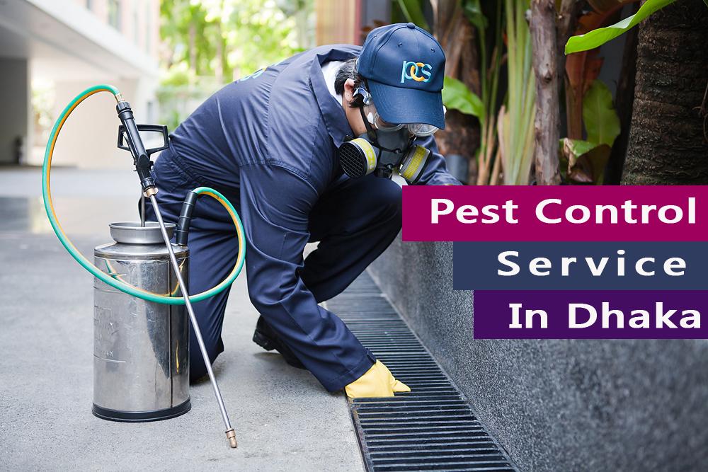 pest control dhaka
